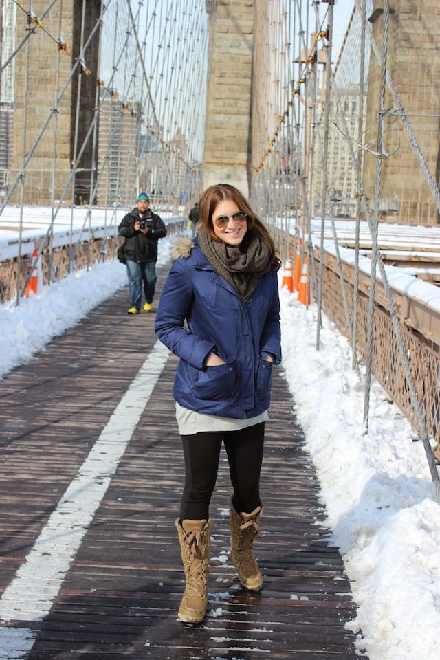 COME WITH ME: … to New York City! – Part 1 –