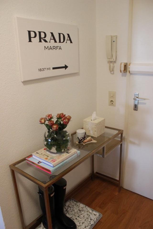 My Entryway – Prada Marfa