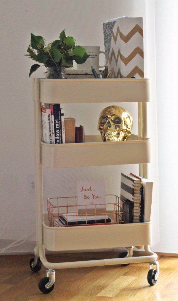 DIY My Office Cart – Das kleinste Büro der Welt