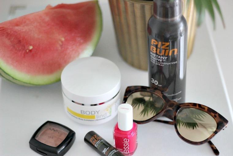 Top 5 Sommer Beauty Favoriten