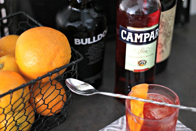 CHEERS, IT'S #NEGRONI WEEK