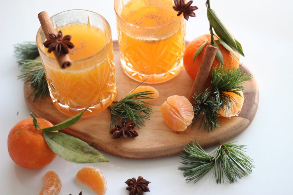 Christmas Countdown: DIY Mandarinen Glühwein