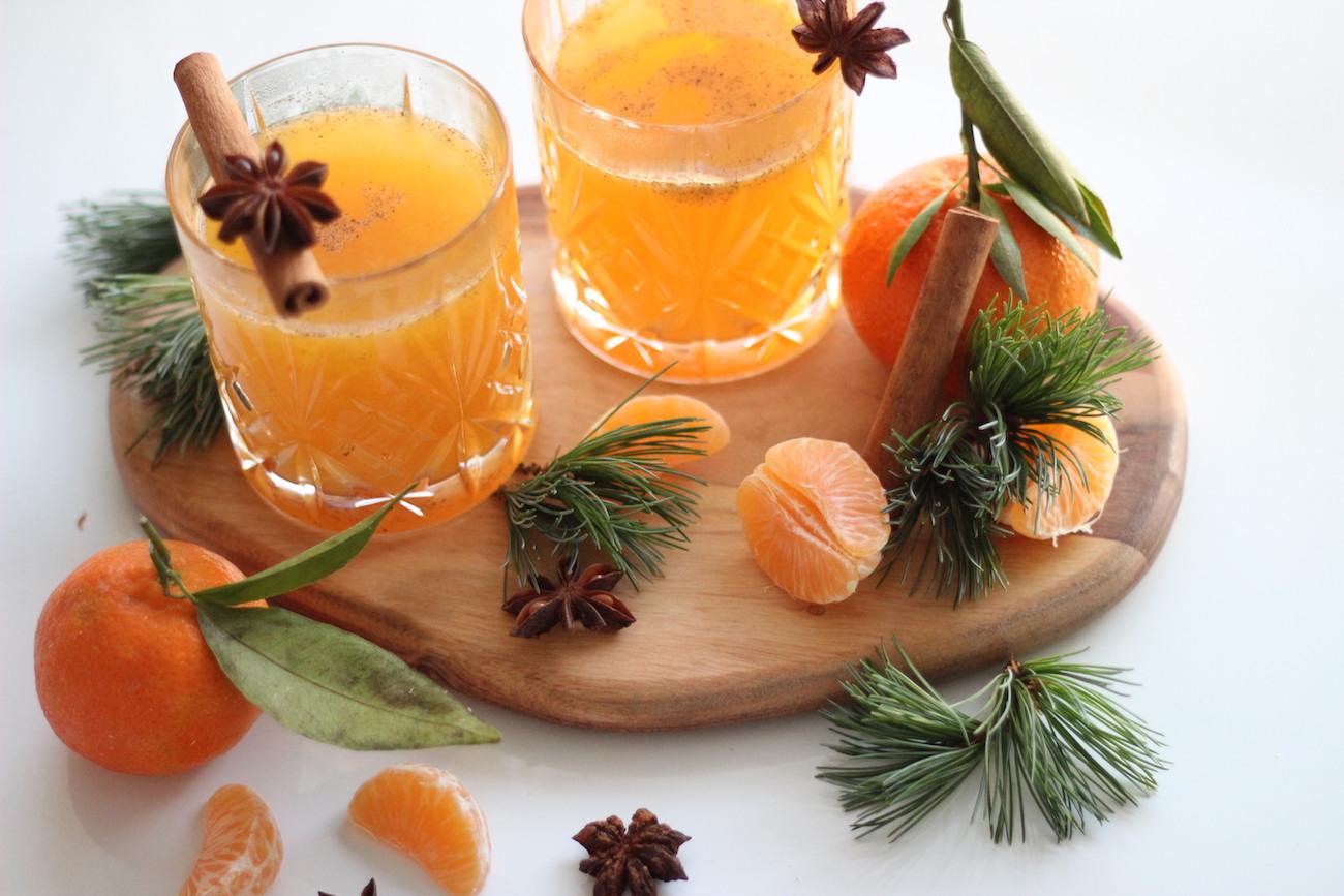 Christmas Countdown: DIY Mandarinen Glühwein