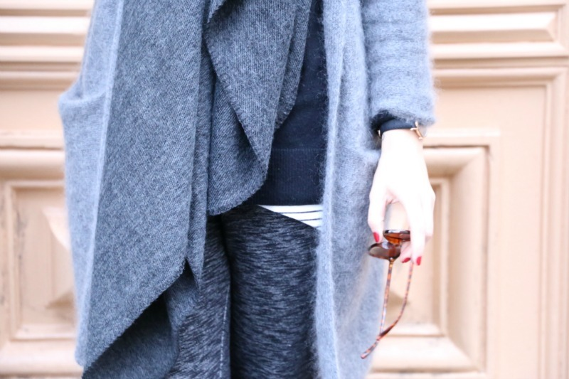 Berlin Fashion Week Streetstyle – Cozy and Casual