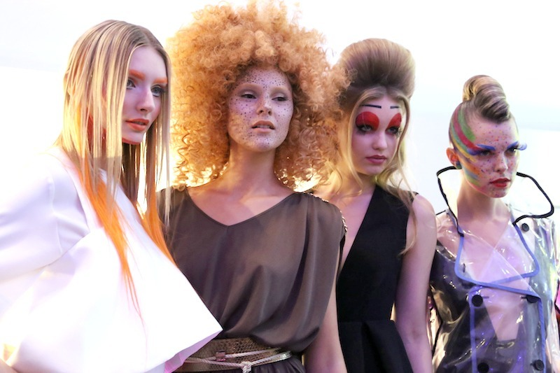Make-Up-Trends 2016: Maybelline New York Show 2016 mit Supermodel Gigi Hadid