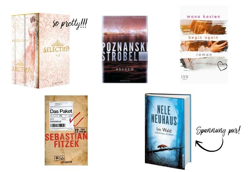 Frankfurter Buchmesse 2016 – Neuerscheinungen und Buchempfehlungen für den Herbst!