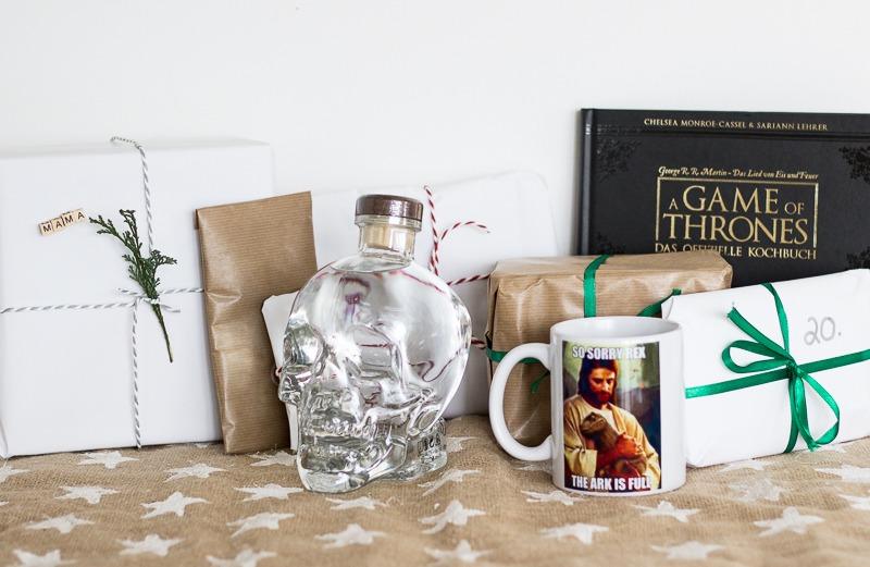 Geschenke, für Leute die schon alles haben
