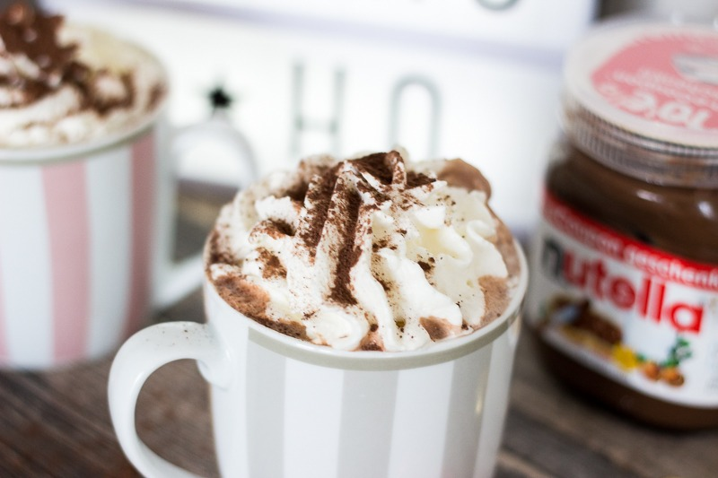 24 bells are ringing: Türchen 5 – Nutella Hot Chocolate