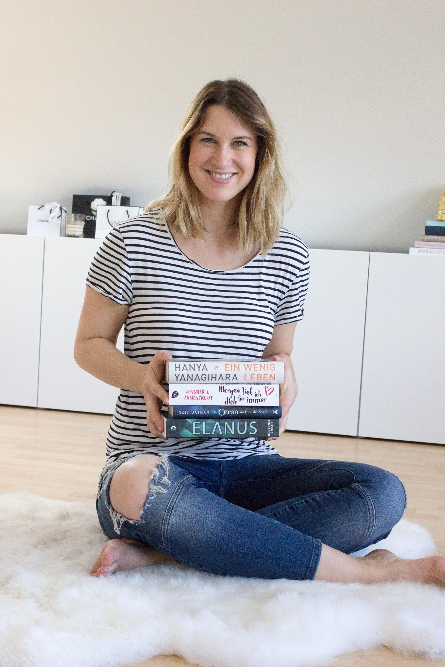 Currently Reading & Bücher-Neuzugänge