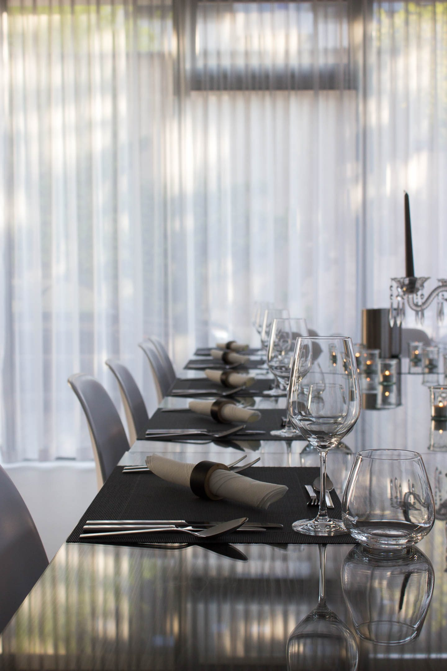 Kochkurs in Köln: Der Gastraum