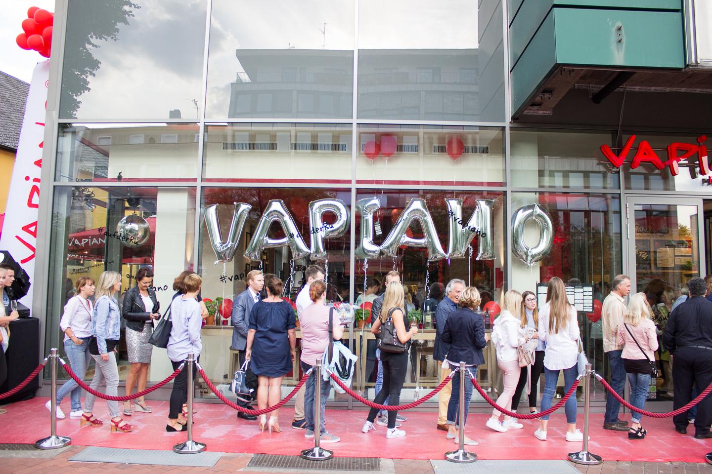 Essen in Essen: Vapiano Opening + Goodie Bag Gewinnspiel!