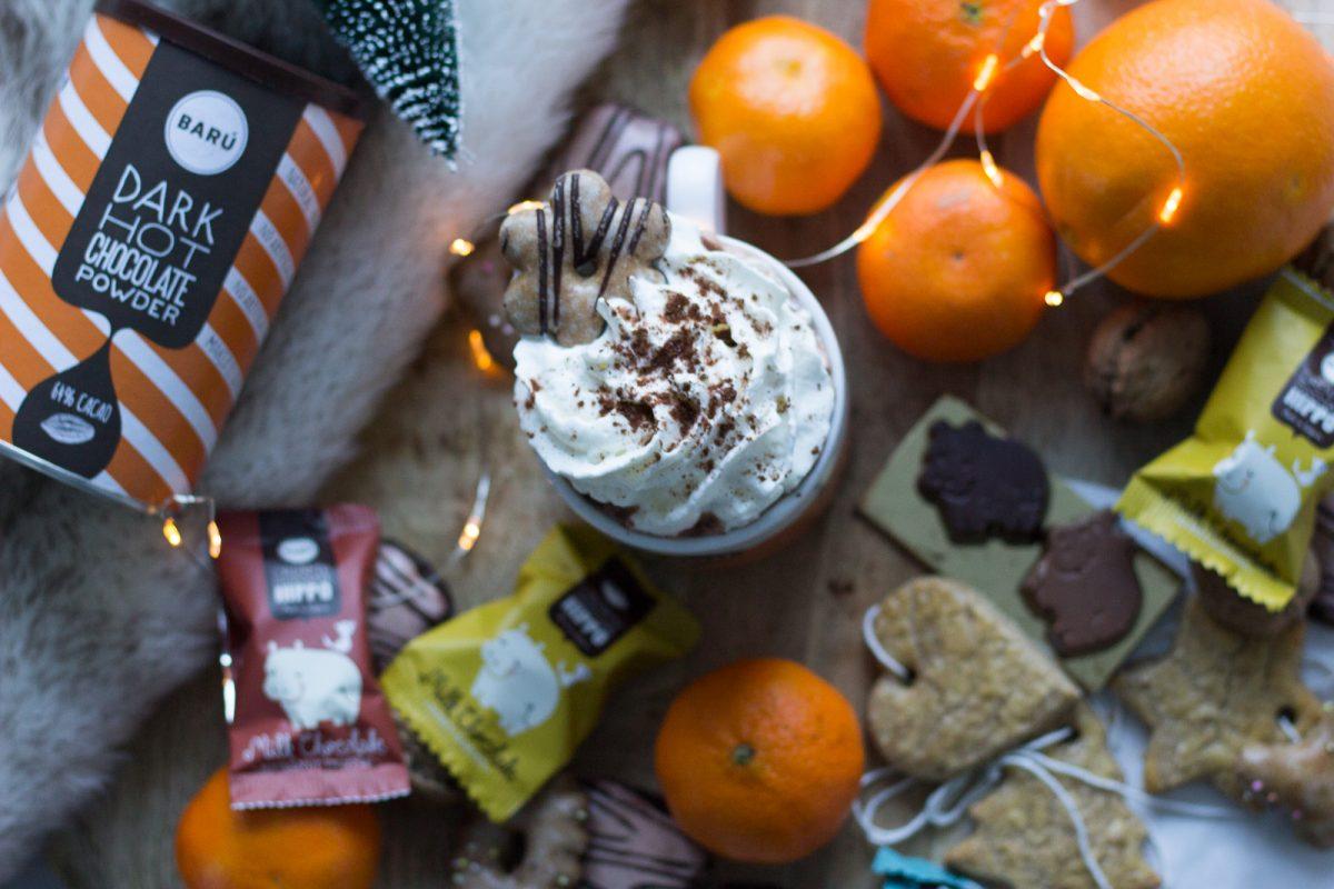 A very bloggy Christmas: Himmlischer Lebkuchen-Kakao, Weihnachtsrituale und Barú-Gewinnspiel!