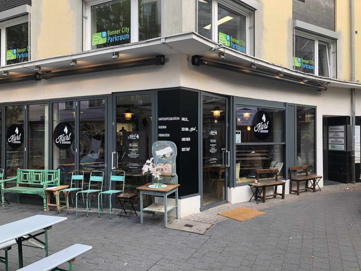 Frühstücken In Bonn Bei Kurt Der Kaffeeröster Café Kurt In Bonn