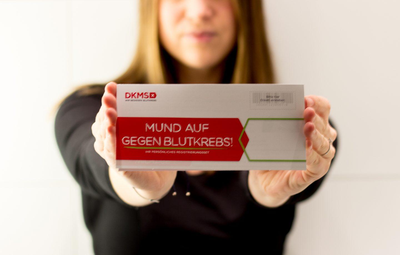 """""""30 Dinge über 30"""": Registrierung für die DKMS"""