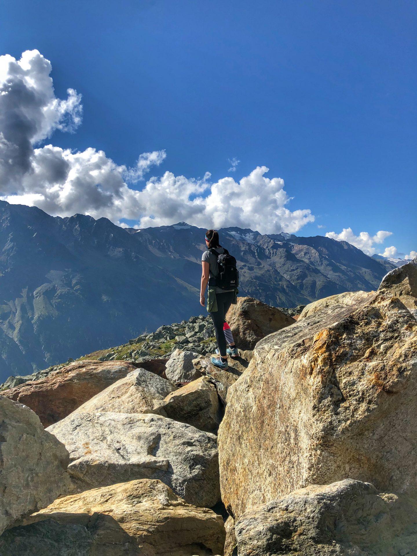 5 Gründe warum Wandern gut tut!