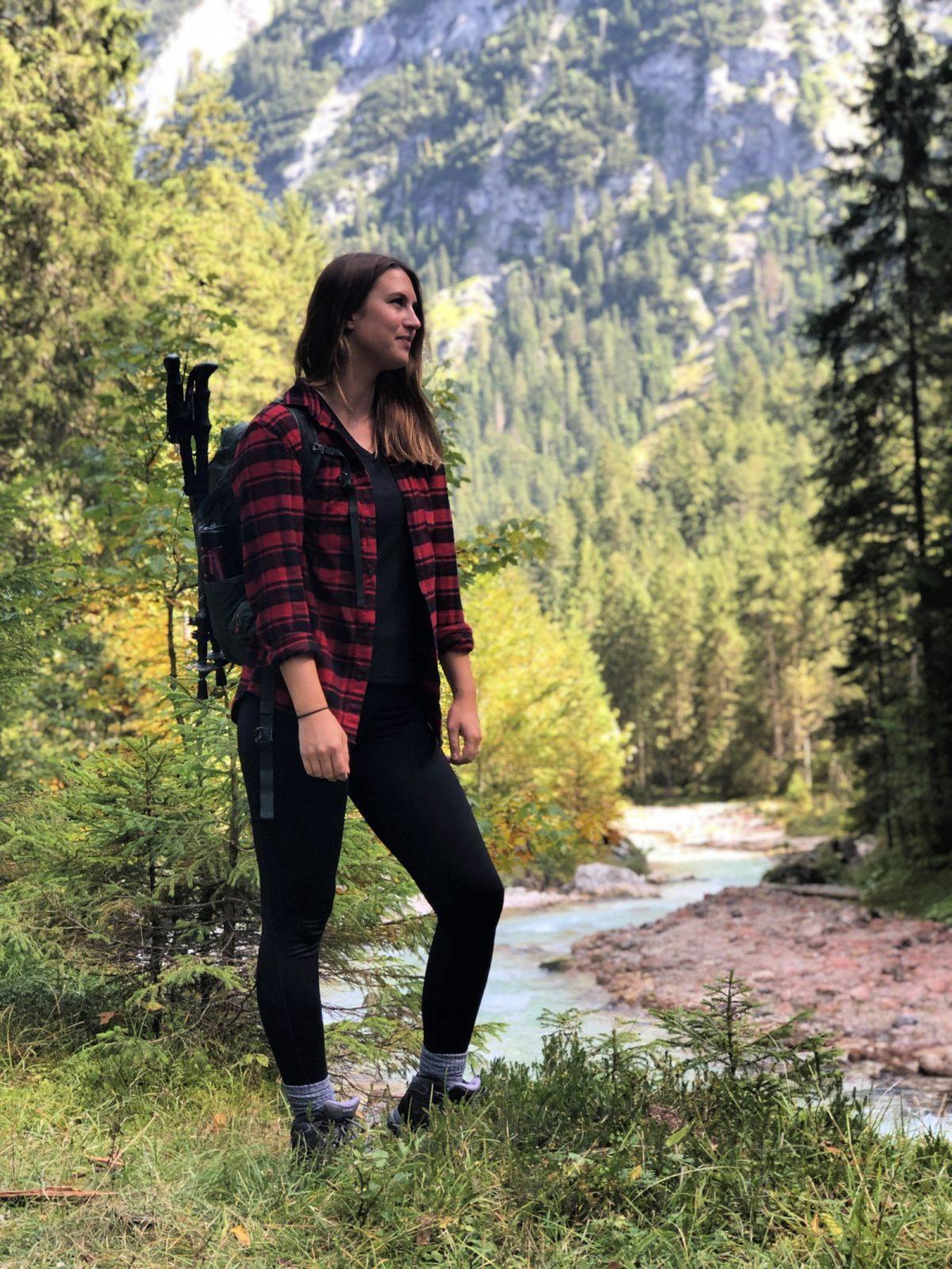 Wanderung mit Huettenuebernachtung Zugspitztour