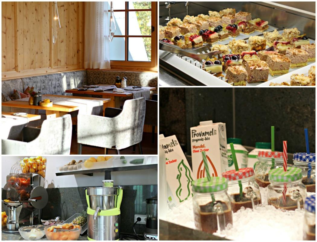 Essen und Frühstück im Juffing Hotel Hinterthiersee
