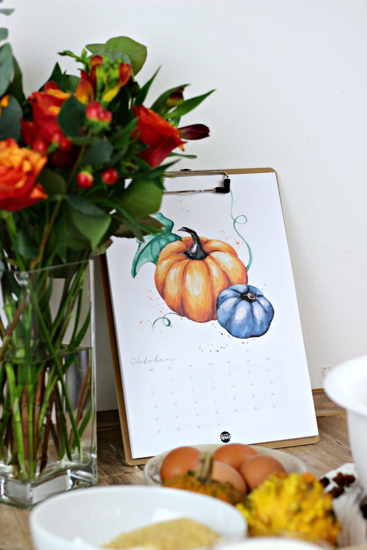 Kuerbis Oktober Herbst Kuerbiskuchen Pumpkin Pie