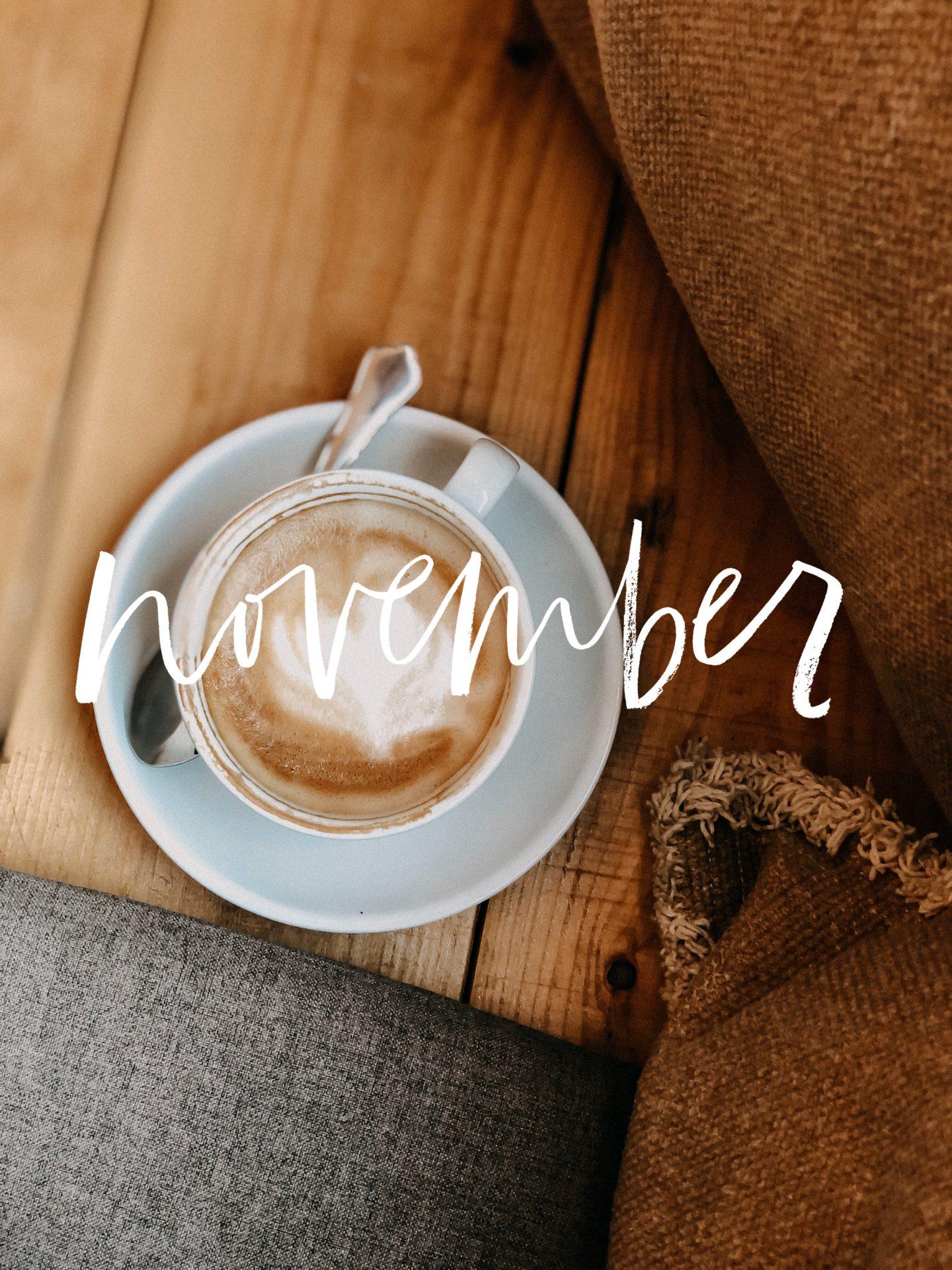 Deine 5 To-Do's für den November + meine Ziele