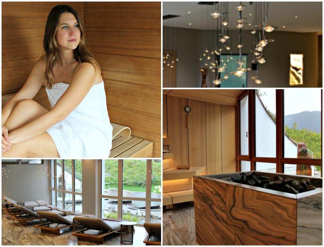 Spa und Wellnesshotel Juffing Sauna