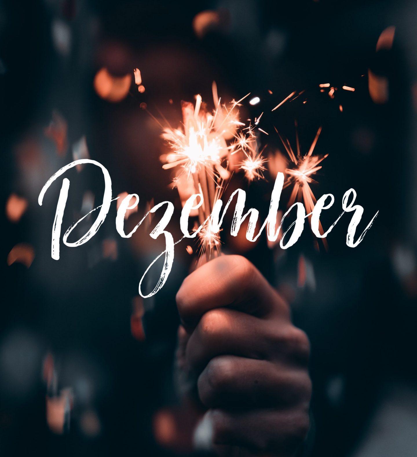Deine 5 To-Do's für den Dezember + meine Ziele