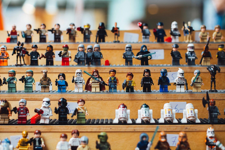 Vom Jagen und Sammeln: Kaufland x Star Wars