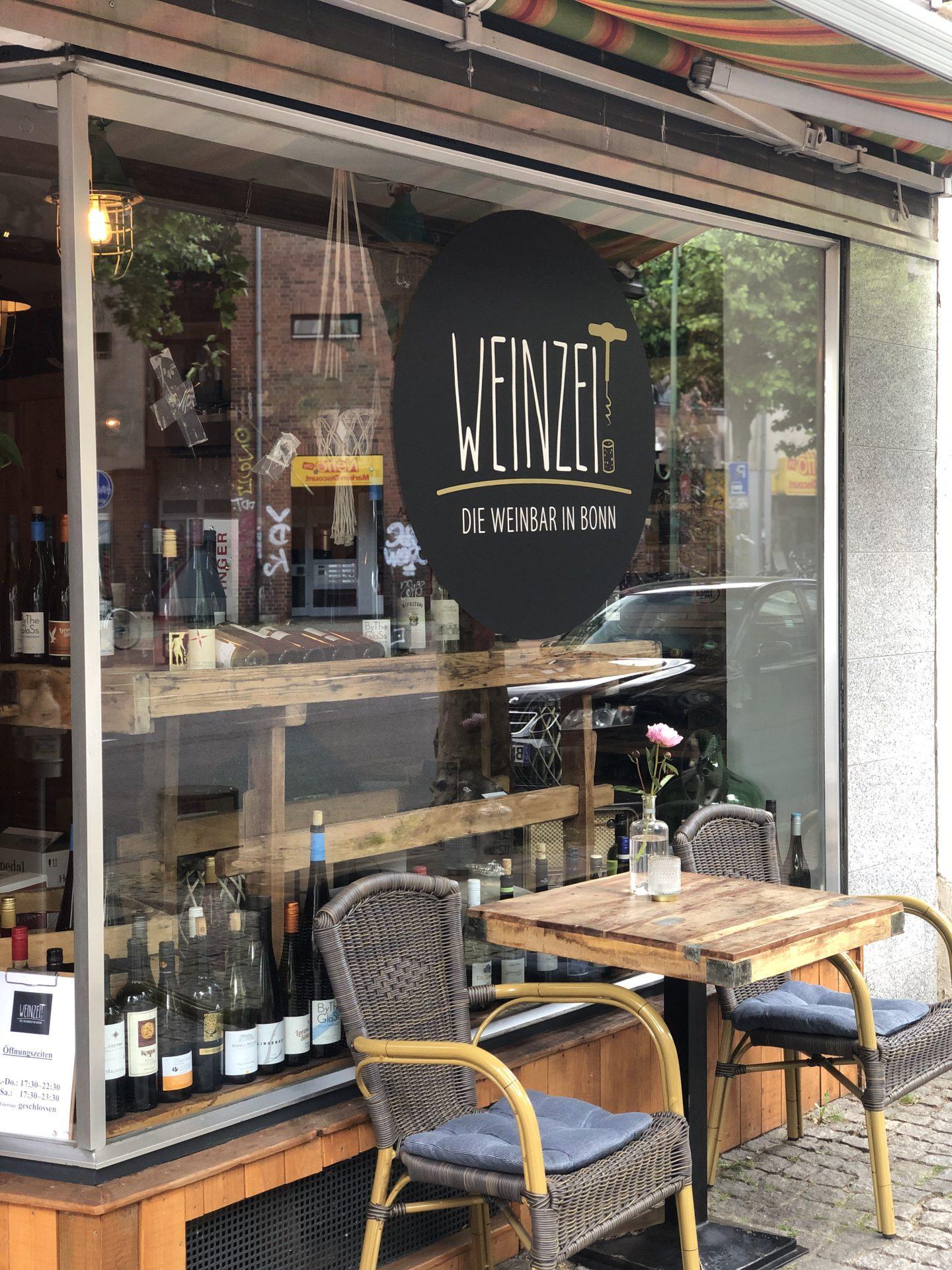 Weinzeit in Bonn – Die Weinbar in Poppelsdorf