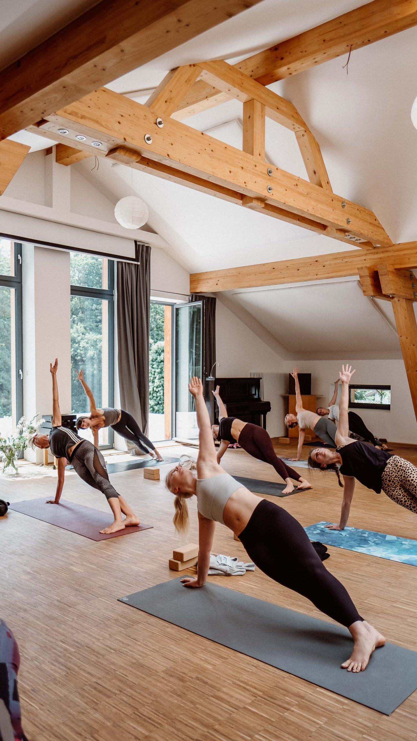 Mein erstes Yoga Retreat – Meine Erfahrungen